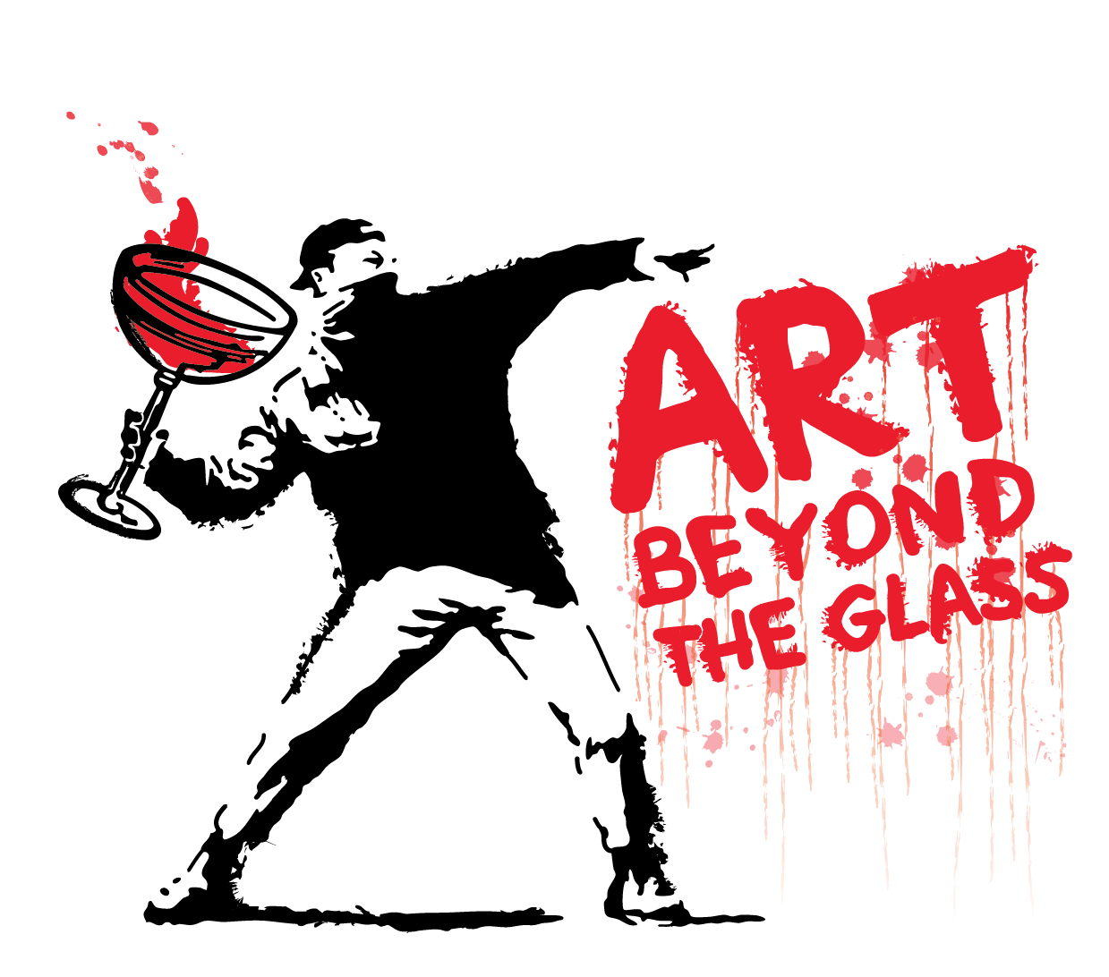 Art Beyond the Glass original logo