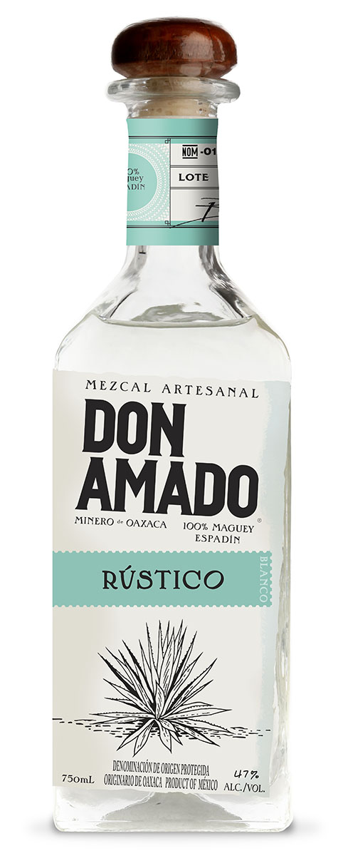 Don Amado Rústico label by Wexler of California